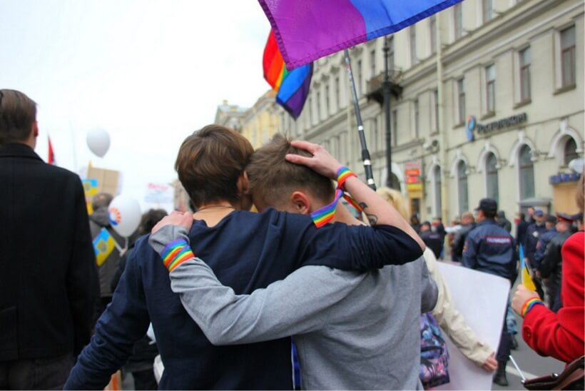 pride  CC BY-NC-ND 2.0  צילום:Maria Komarova