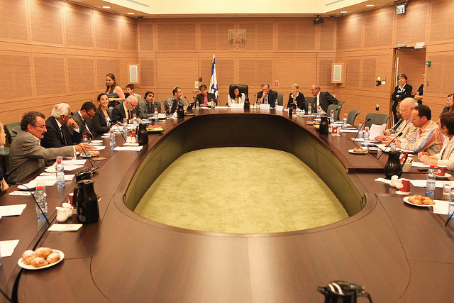 Knesset Committee | UK in Israel |CC BY-NC 2.0