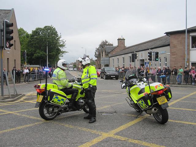 משטרת סקוטלנד