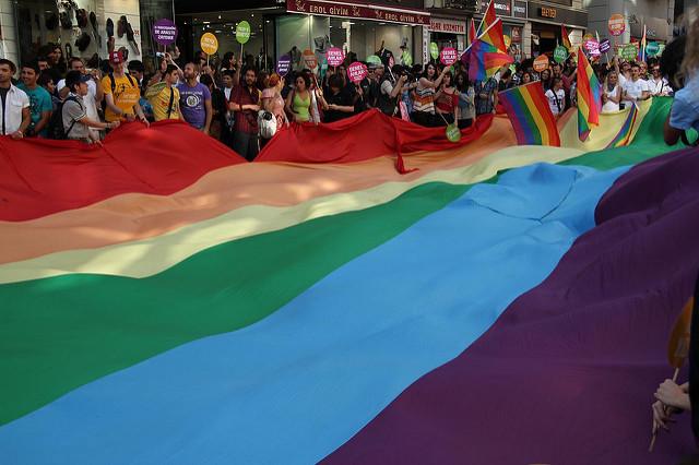 Gay Pride 2011 Istanbul