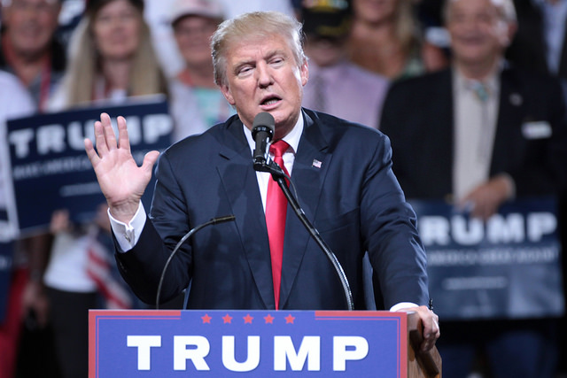Donald Trump |Gage Skidmore |CC BY-SA 2