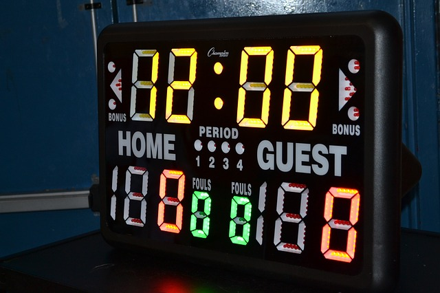 sport clock |CC0