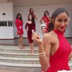 צפו: אליאן נסיאל מתכוננת לתחרות מיס טרנס סטאר