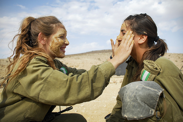 Female Infantry Instructors |Israel Defense Forces|CC BY-NC 2.0