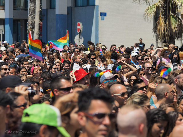 Tel Aviv Gay Pride Parade 2015 |GeorgeDement|CC BY-SA 2.0