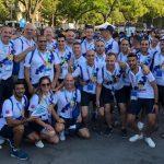 המשלחת הישראלית הגדולה בהיסטוריה למשחקים הגאים - להנכיח את קיומם של להטב בכל מקום, גם בזירה הספורט...