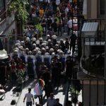 כוחות המשטרה פיזרו בגז מדמיע את מצעד הגאווה באיסטנבול