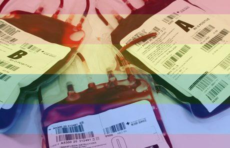 """שר הבריאות הורה להסיר את ההגבלה על תרומות דם מגברים המקיימים יחסי מין עם גברים -""""אין הבדל בין דם לדם"""""""