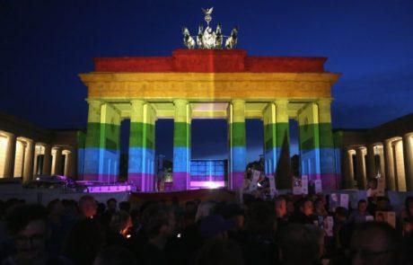 הפרלמנט הגרמני אישר נישואים גאים בגרמניה