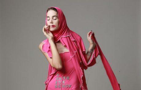 """תצוגת האפנה האלטרנטיבית של הקוק שוק: """"הפכנו ערימה של זבל לאוצר"""""""