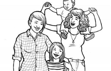 חבר כנסת, צייר לי משפחה