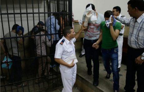 מצרים: הצעת חוק להוצאת ההומוסקסואליות מחוץ לחוק