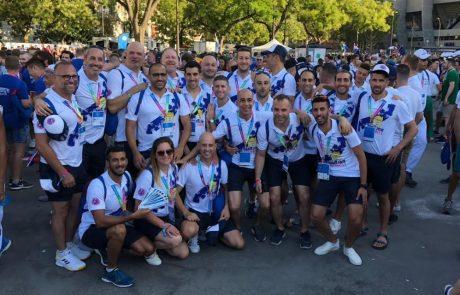 """המשלחת הישראלית הגדולה בהיסטוריה למשחקים הגאים – """"להנכיח את קיומם של להט""""ב בכל מקום, גם בזירה הספורטיבית"""""""