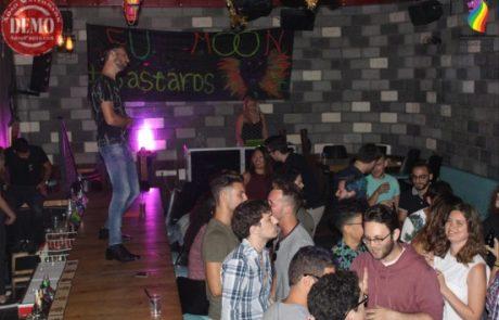 רוקדים כל הדרך לקמפוס-ליין המסיבות של האחווה הגאה הירושלמית