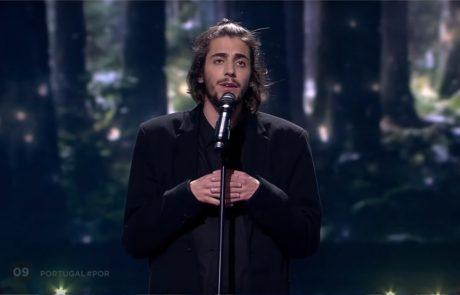 פורטוגל זכתה באירוויזיון 2017