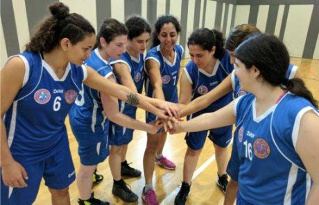 """קבוצת כדורסל הנשים הלהט""""בית ריבאונדס תל אביב כובשת את ברצלונה"""
