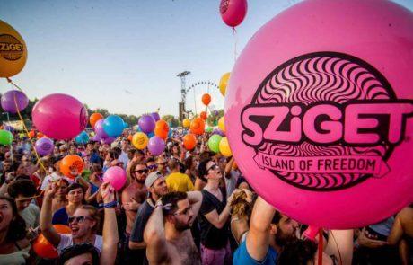 פסטיבל SZIGET יארח את ה- TLVFest