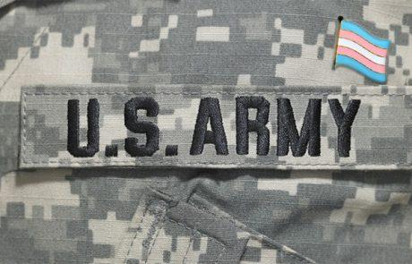"""נשיא ארה""""ב צייץ: טרנסג'נדרים לא ישרתו יותר בצבא ארה""""ב"""