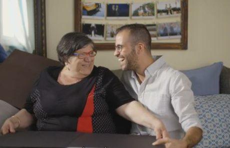 """צפו: המשפחה שמאחורי התפטרותו של ח""""כ יגאל גואטה"""